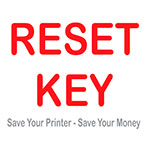 WIC Reset Key for Waste Ink Counter reset